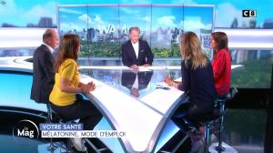 Caroline Ithurbide dans William à Midi - 06/09/18 - 04