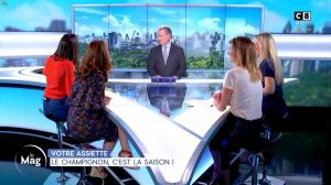 Caroline Ithurbide dans William à Midi - 24/09/18 - 05