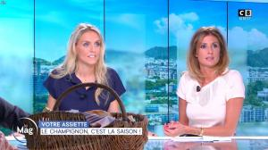 Caroline Ithurbide dans William à Midi - 24/09/18 - 06