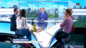Caroline Ithurbide dans William à Midi - 26/09/18 - 04