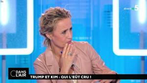 Caroline Roux dans C dans l'Air - 12/06/18 - 02