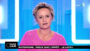 Caroline Roux dans C dans l'Air - 31/05/18 - 01