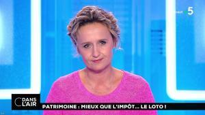 Caroline Roux dans C dans l'Air - 31/05/18 - 06