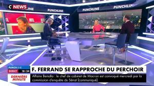 Laurence Ferrari dans Punchline - 06/09/18 - 11