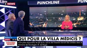 Laurence Ferrari dans Punchline - 06/09/18 - 14