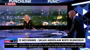 Laurence Ferrari dans Punchline - 15/11/17 - 02