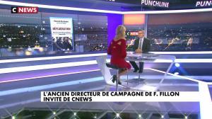 Laurence Ferrari dans Punchline - 22/11/17 - 01