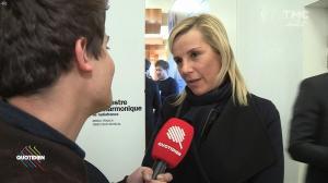 Laurence Ferrari dans Quotidien - 04/12/17 - 02