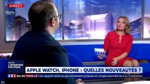 Pascale De La Tour Du Pin dans la Matinale - 13/09/18 - 03
