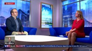 Pascale De La Tour Du Pin dans la Matinale - 13/09/18 - 04