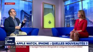 Pascale De La Tour Du Pin dans la Matinale - 13/09/18 - 05