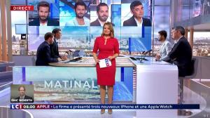 Pascale De La Tour Du Pin dans la Matinale - 13/09/18 - 06