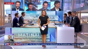 Pascale De La Tour Du Pin dans la Matinale - 14/09/18 - 06