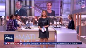Pascale De La Tour Du Pin dans la Matinale - 23/05/18 - 12