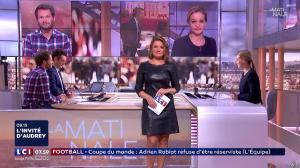 Pascale De La Tour Du Pin dans la Matinale - 23/05/18 - 13