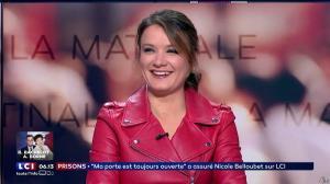 Pascale De La Tour Du Pin dans la Matinale - 24/01/18 - 03