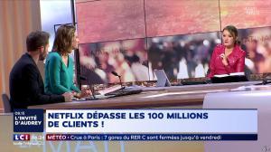 Pascale De La Tour Du Pin dans la Matinale - 24/01/18 - 04