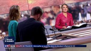 Pascale De La Tour Du Pin dans la Matinale - 24/01/18 - 08