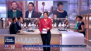 Pascale De La Tour Du Pin dans la Matinale - 24/01/18 - 09