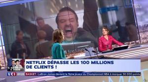 Pascale De La Tour Du Pin dans la Matinale - 24/01/18 - 10