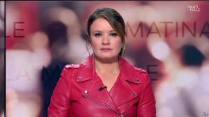 Pascale De La Tour Du Pin dans la Matinale - 24/01/18 - 11