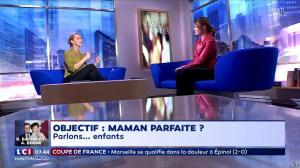 Pascale De La Tour Du Pin dans la Matinale - 24/01/18 - 12