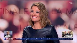 Pascale De La Tour Du Pin dans la Matinale - 25/04/18 - 10