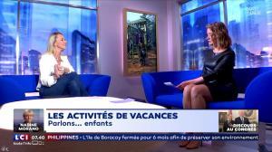 Pascale De La Tour Du Pin dans la Matinale - 25/04/18 - 12