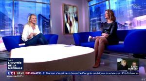 Pascale De La Tour Du Pin dans la Matinale - 25/04/18 - 15
