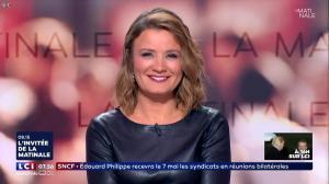 Pascale De La Tour Du Pin dans la Matinale - 25/04/18 - 18