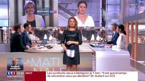 Pascale De La Tour Du Pin dans la Matinale - 25/04/18 - 21