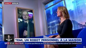 Pascale De La Tour Du Pin dans la Matinale - 30/08/18 - 03