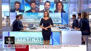 Pascale De La Tour Du Pin dans la Matinale - 30/08/18 - 04