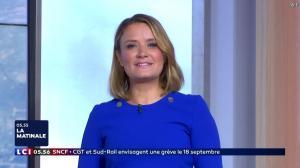 Pascale De La Tour Du Pin dans la Matinale - 31/08/18 - 01