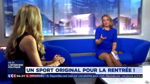 Pascale De La Tour Du Pin dans la Matinale - 31/08/18 - 02