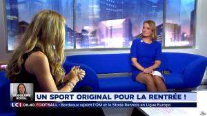 Pascale De La Tour Du Pin dans la Matinale - 31/08/18 - 03
