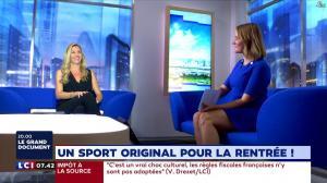 Pascale De La Tour Du Pin dans la Matinale - 31/08/18 - 05
