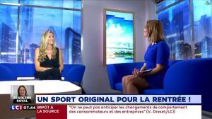 Pascale De La Tour Du Pin dans la Matinale - 31/08/18 - 06