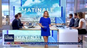 Pascale De La Tour Du Pin dans la Matinale - 31/08/18 - 07