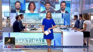 Pascale De La Tour Du Pin dans la Matinale - 31/08/18 - 08