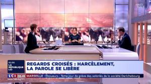Pascale De La Tour Du Pin et Natacha Polony dans la Matinale de LCI - 17/10/17 - 01