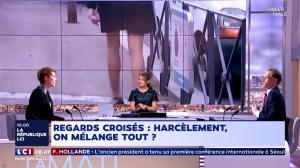 Pascale De La Tour Du Pin et Natacha Polony dans la Matinale de LCI - 17/10/17 - 02