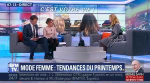 Pascale De La Tour Du Pin dans Première Edition - 06/04/17 - 04