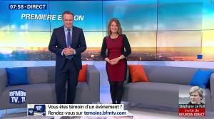 Pascale De La Tour Du Pin dans Première Edition - 11/05/17 - 04