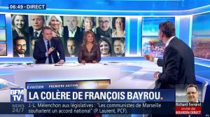 Pascale De La Tour Du Pin dans Première Edition - 12/05/17 - 04