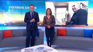 Pascale De La Tour Du Pin dans Première Edition - 12/05/17 - 06