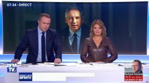 Pascale De La Tour Du Pin dans Première Edition - 12/05/17 - 08