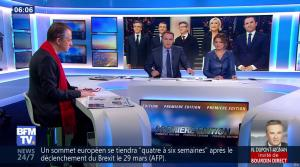 Pascale De La Tour Du Pin dans Première Edition - 21/03/17 - 02