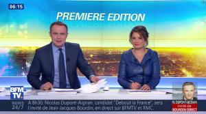 Pascale De La Tour Du Pin dans Première Edition - 21/03/17 - 04