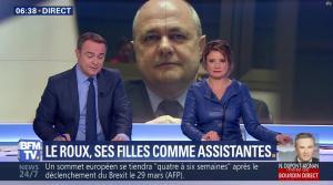 Pascale De La Tour Du Pin dans Première Edition - 21/03/17 - 07